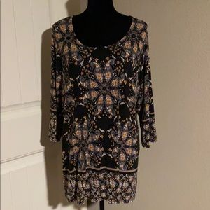 Tunic dress by rose and olive 2x